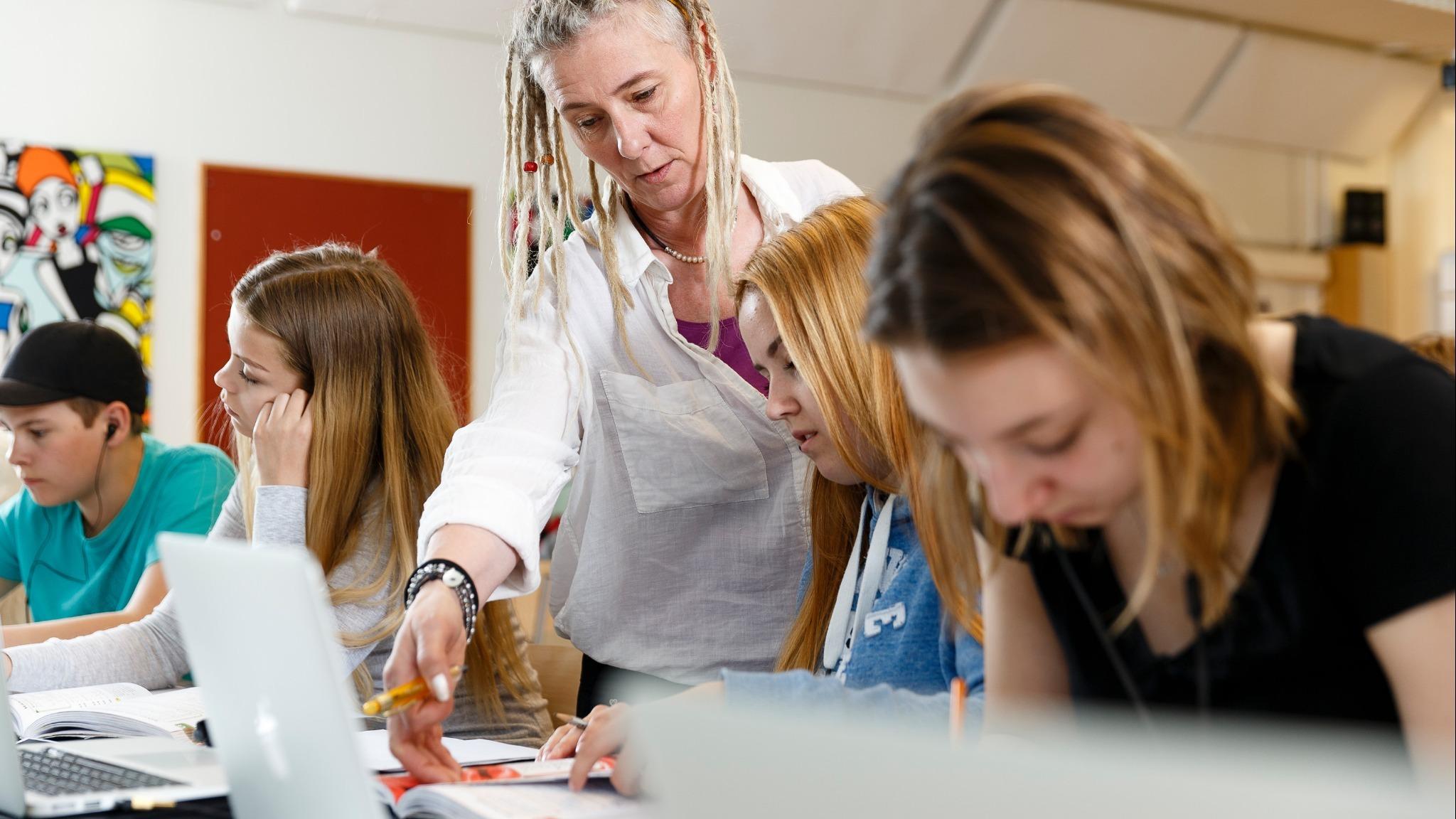 Fortsatt satsning på skolan i Bodens kommun