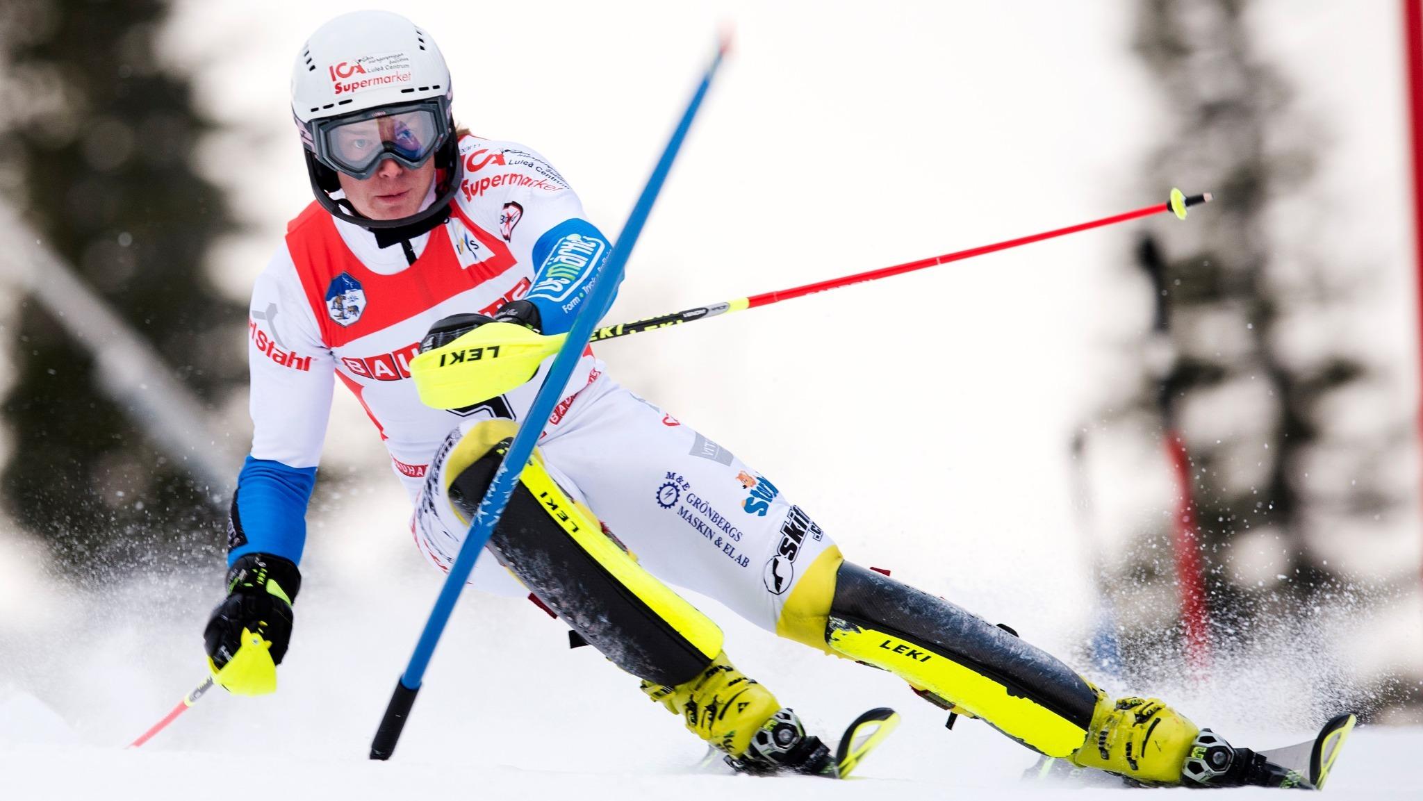Bodenföretag hjälper alpina landslaget