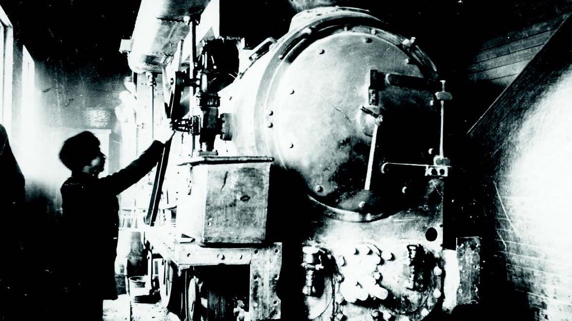 Järnvägen blir knutpunkt