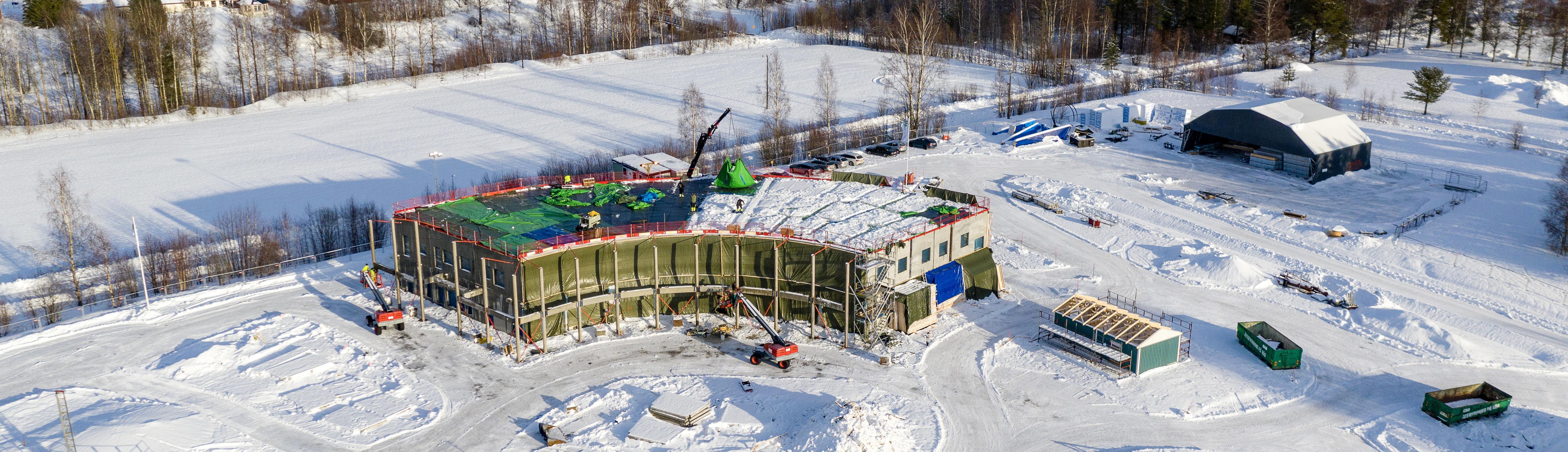 Ny förskola i Sävast