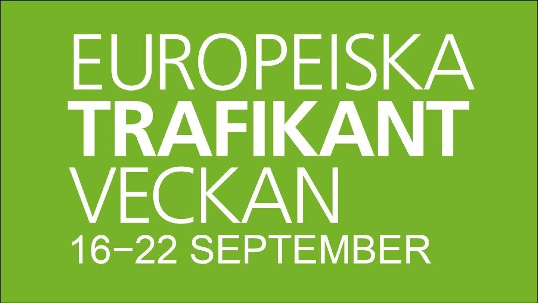 Logotyp för europeiska trafikantveckan 16-22 september