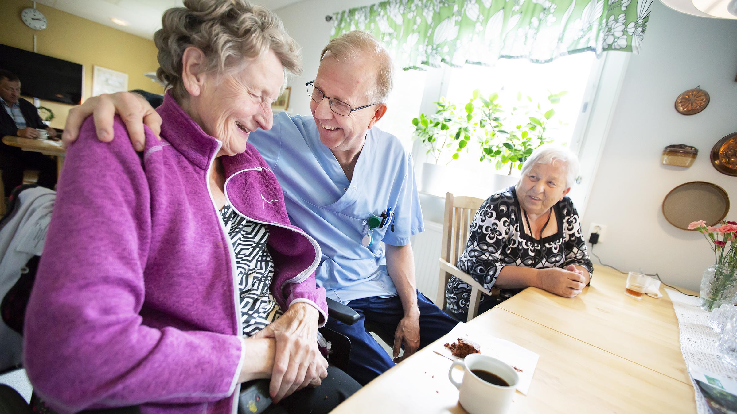 30 miljoner för omsorgen i Bodens kommun