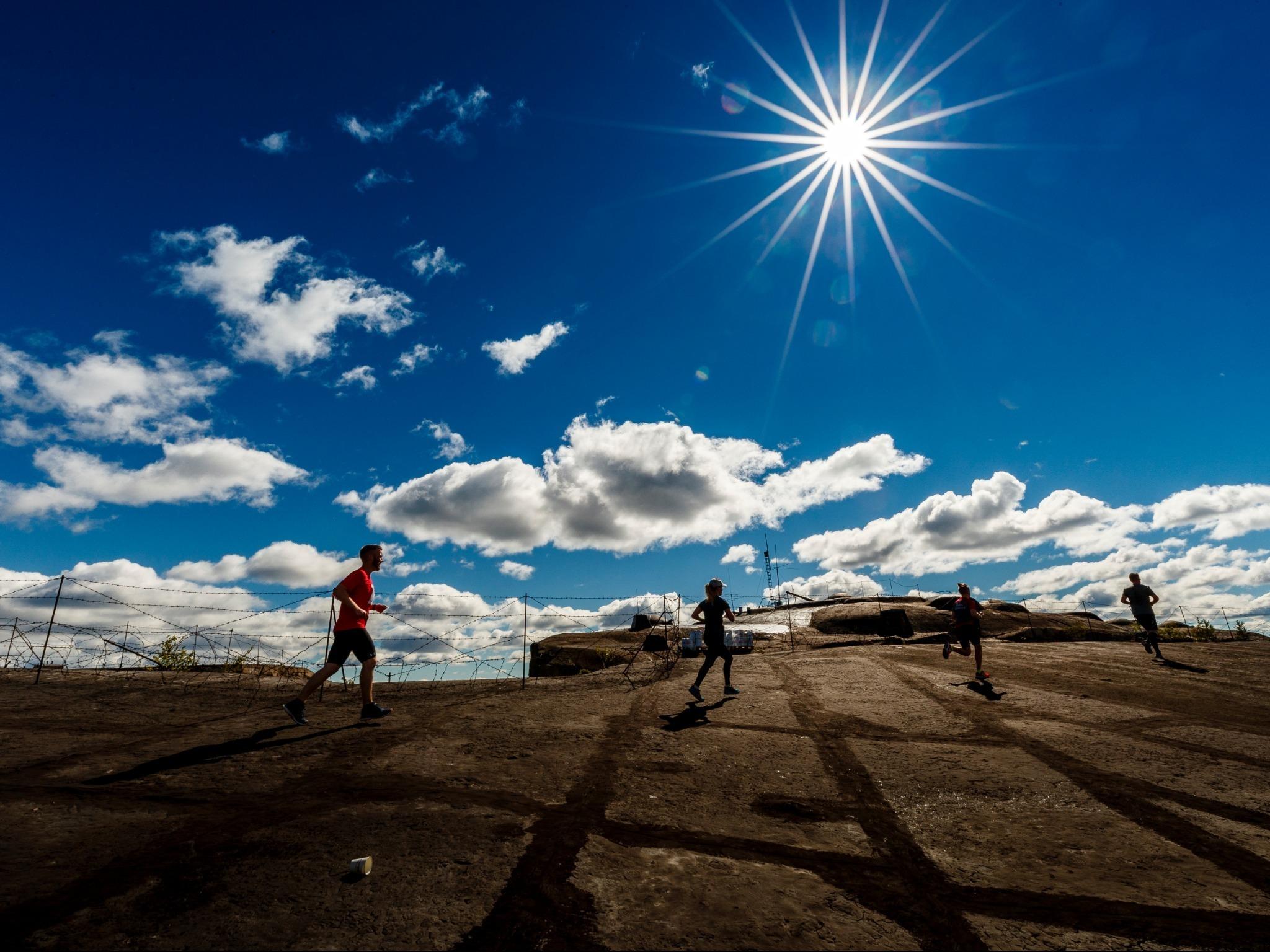 Vi utmanar Bodens idrottsföreningar i löpartävling