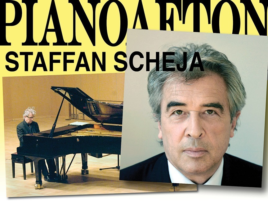 Pianoafton: Staffan Scheja