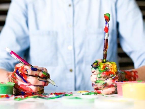 Kreativ söndag - evenemangsbild
