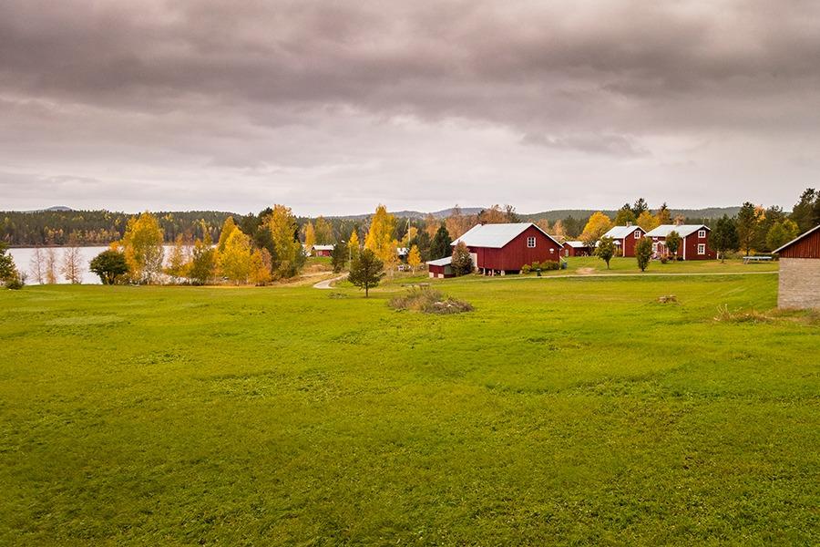 bild från Gunnarsbyn