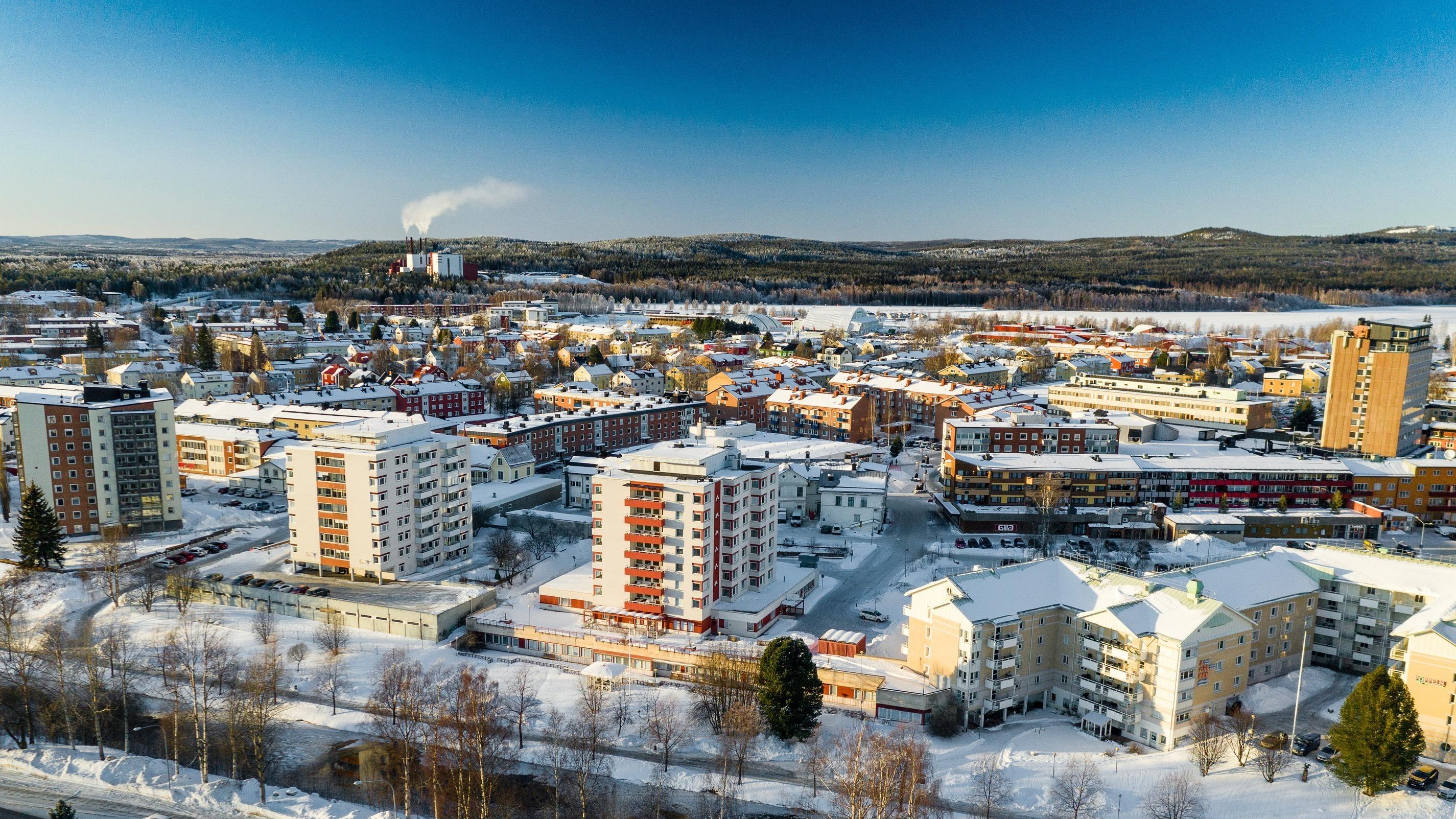 Nytt trygghetsboende på Å-center