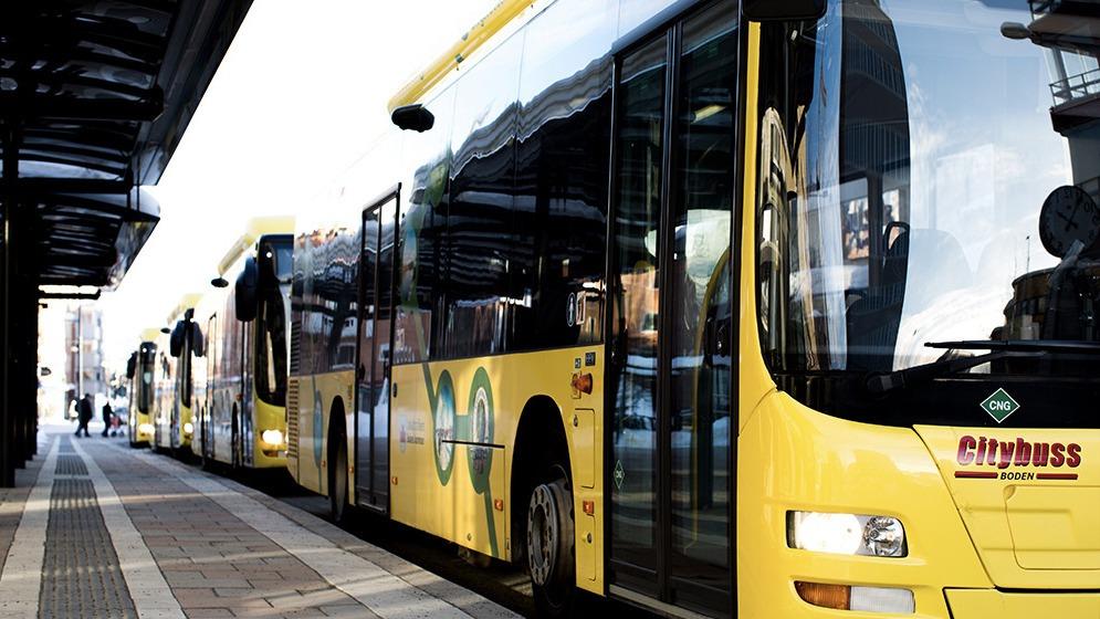 Nya priser för lokaltrafiken