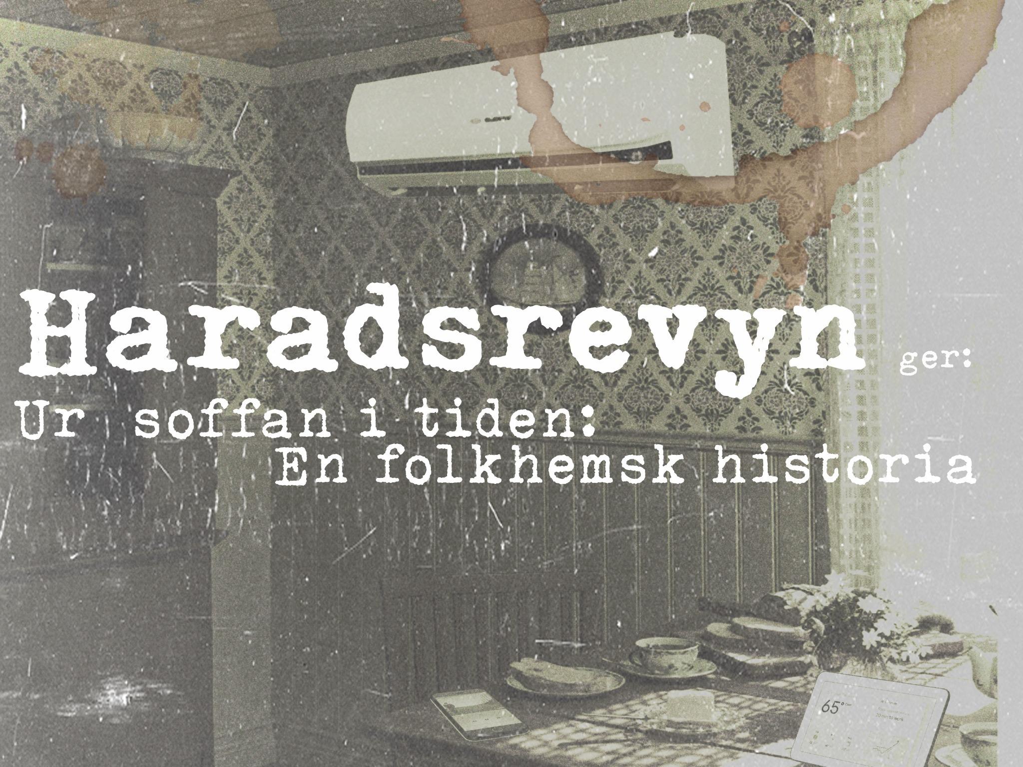 PREMIÄR Ur soffan i tiden: En folkhemsk historia