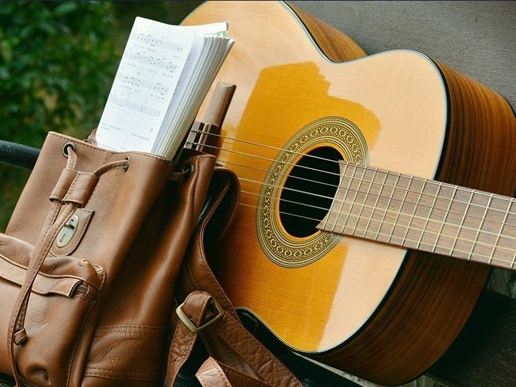 Musik på centrumtorget