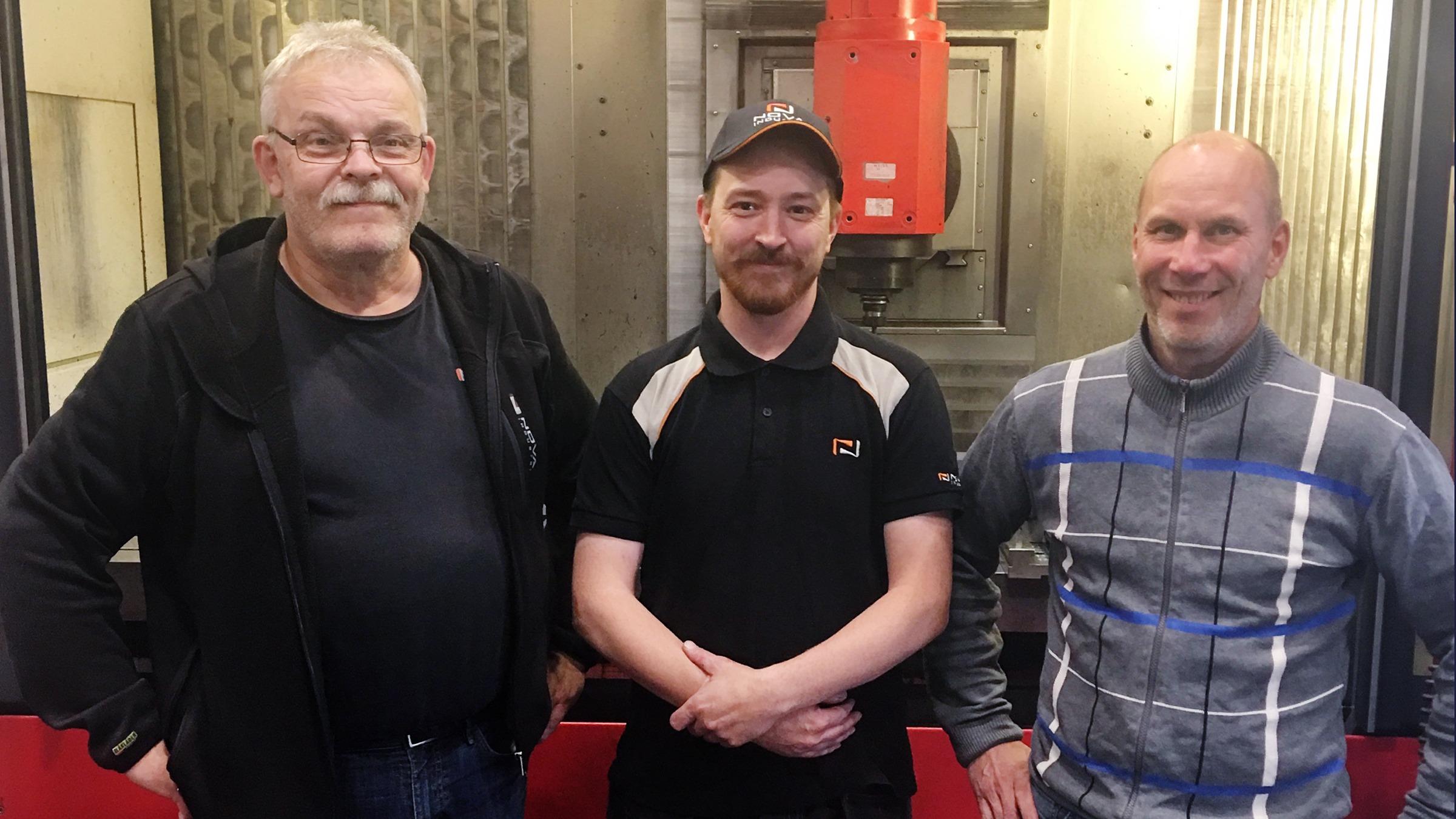 Berglunds Rostfria AB köps upp av Nova Industri och blir Nya Berglunds.