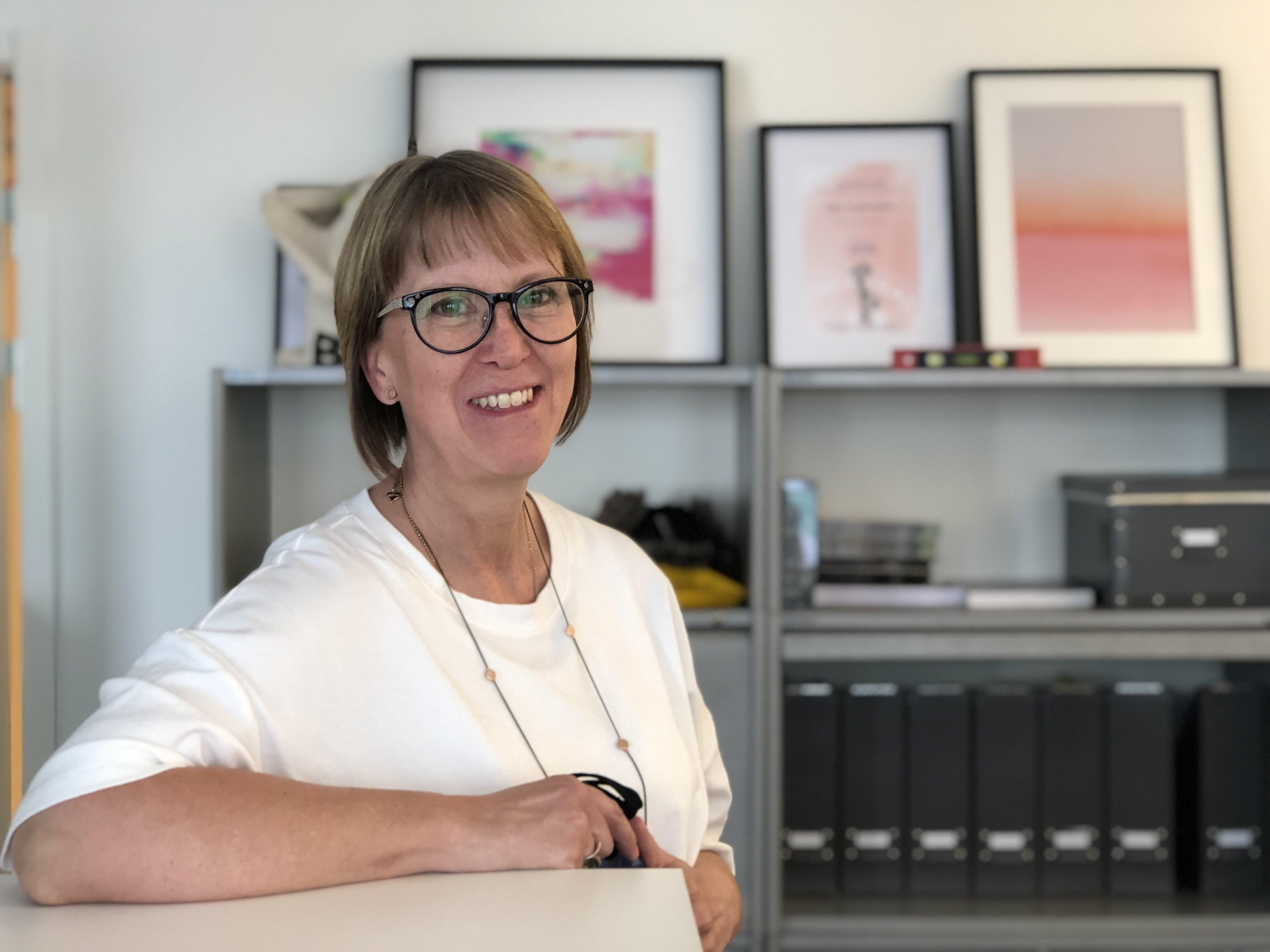 Bild på Ingela Arngren - Krönika från Bodens kommun i Gratistidningen, vecka 26 2019.