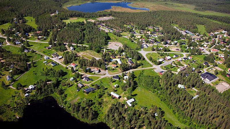 Efterfrågestyrd trafik från Unbyn, Lakaträsk och Gunnarsbyn
