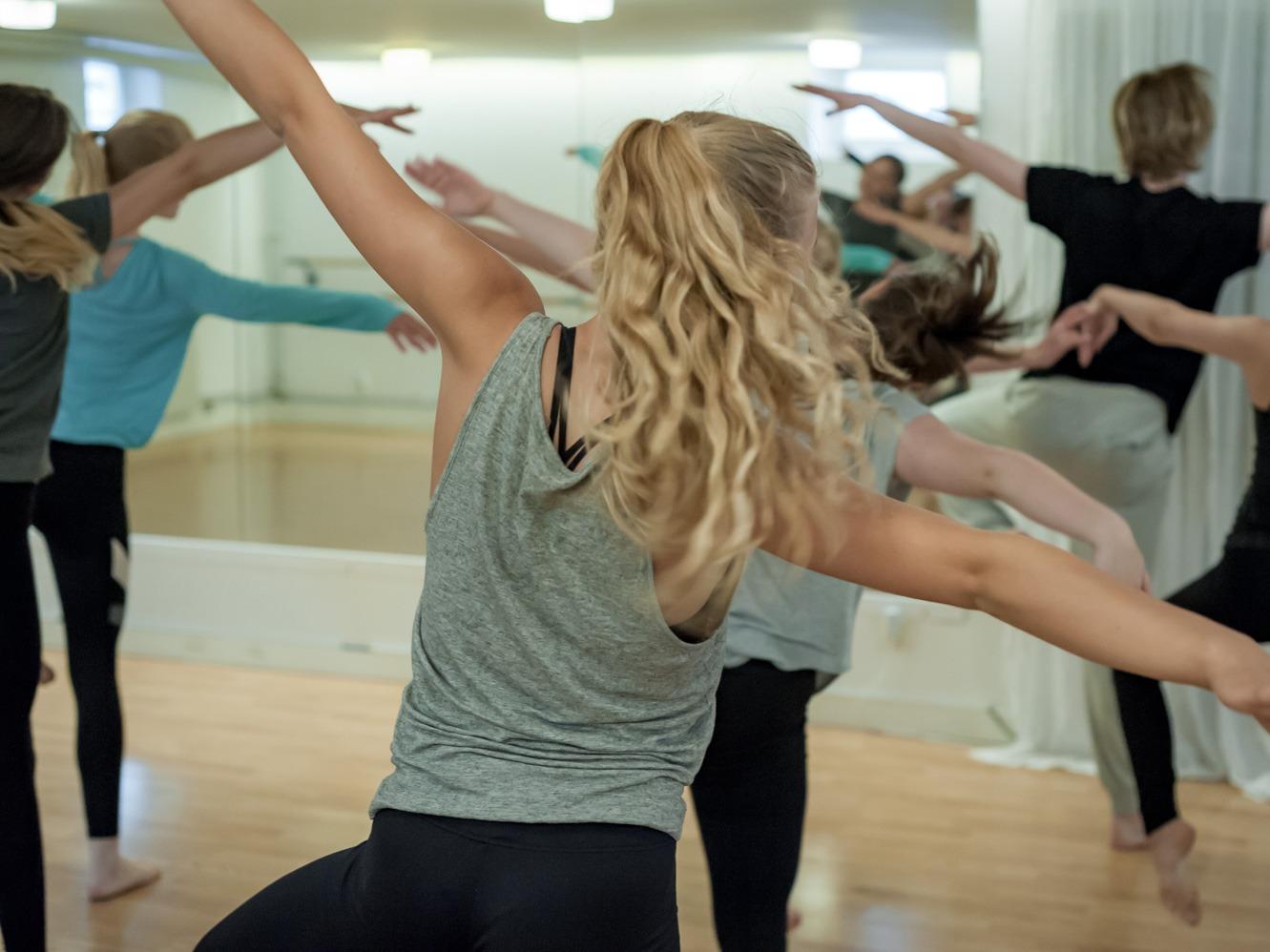 Dance direction association öppethus-vecka