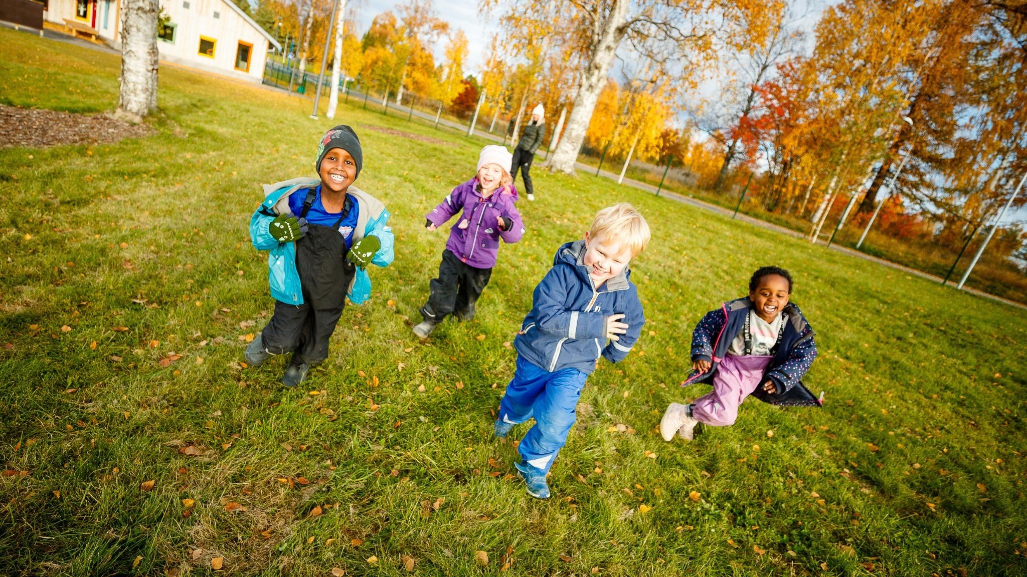 15-timmarsplats i förskola upphör fr o m 24 mars i syfte att minska smittspridning
