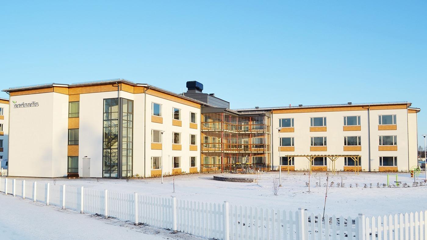 Norrbottens modernaste äldreboende öppnar i Boden