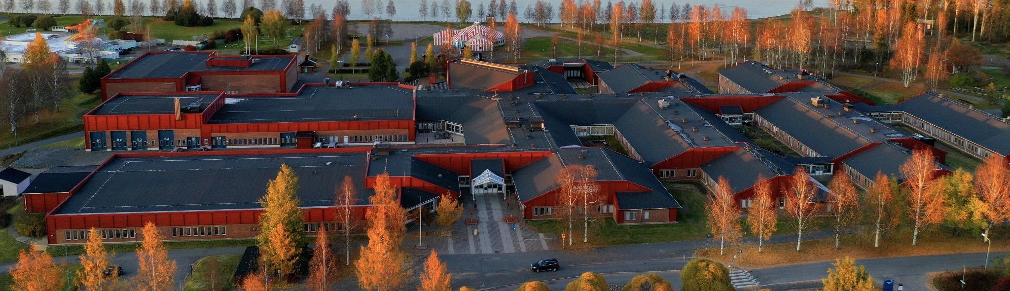 Öppet hus på Björknäsgymnasiet
